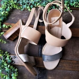 DV wendi chunky heel sandal